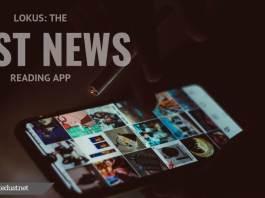 LOKUS: The Best News Reading App
