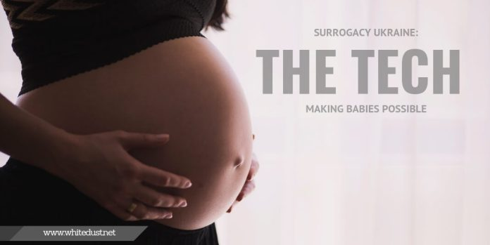 Surrogacy Ukraine: The Tech Making Babies Possible