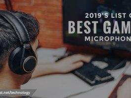 2019's LIST OF BEST GAMING MICROPHONES