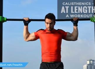 Calisthenics - defined at length and a workout guide