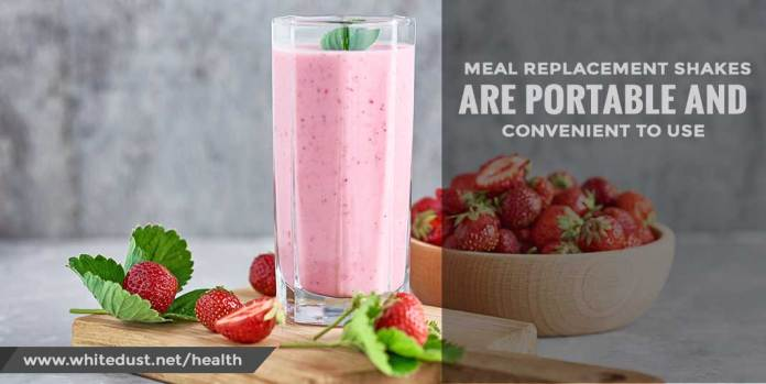 Meal-Replacement-Shakes-are-portable-and-convenient-to-use