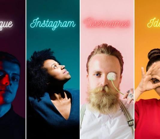 Funny & good Instagram usernames ideas