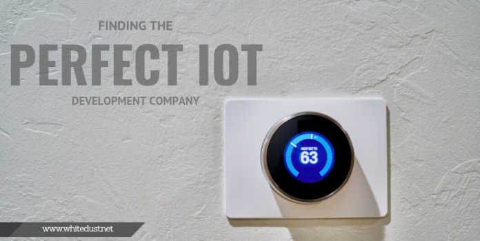 Finding The Perfect IoT Development Company