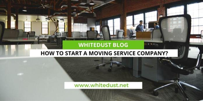 How To Start a Moving Service Company?