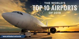 The world's Top 10 Airports of 2019