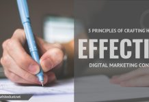Johnson Nguyen Highlights 5 Principles of Crafting Highly Effective Digital Marketing Content