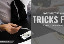 Investment Tips and Tricks for Complete Beginners