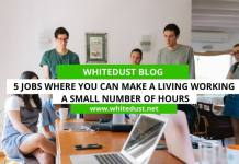 5 Jobs Where You Can Make A Living Working A Small Number Of Hours