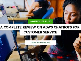A complete review on Ada's chatbots for customer service