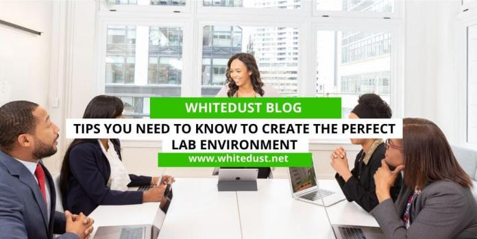 Tips You Need to Know to Create the Perfect Lab Environment