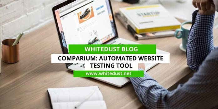 Comparium: Automated Website Testing Tool