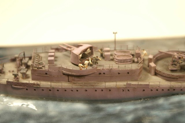 Ian Ruscoe's Kelly | White Ensign Models