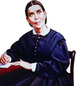 Ellen White Portrait Painting