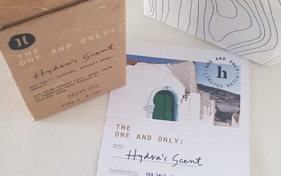 The PERFECT guests' favor for your Hydra island wedding