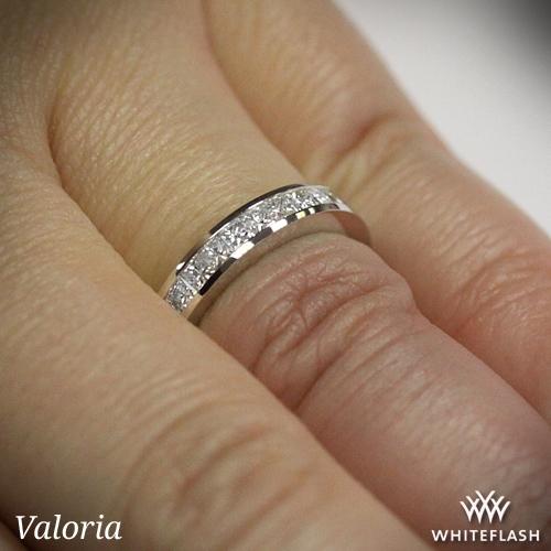 Cool Wedding Ring 2016 Channel Set Diamond Platinum