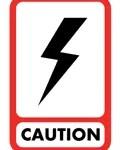 Caution-shock