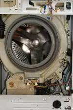 Heater-behind-door-panel