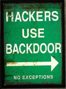 use_backdoor