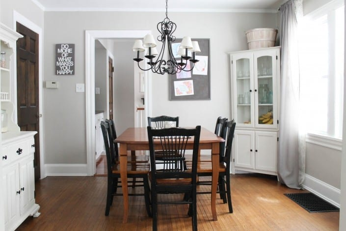Ordinaire Dining Room Paint Color