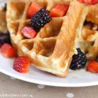 Best Waffle Recipe Ever