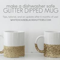 Glitter Mug UPDATE