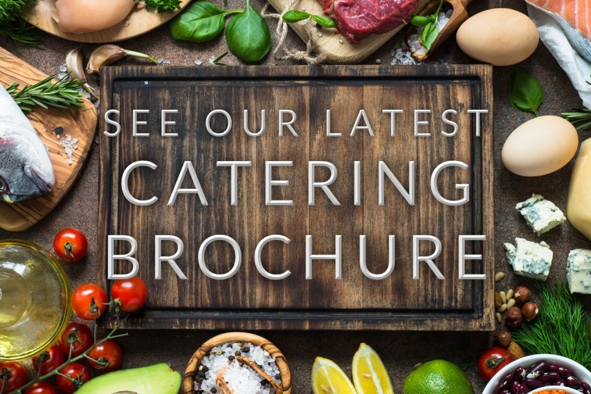 Whitehouse Catering Brochure