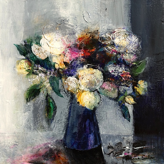 Patricia Sadler Art Whitehouse Gallery