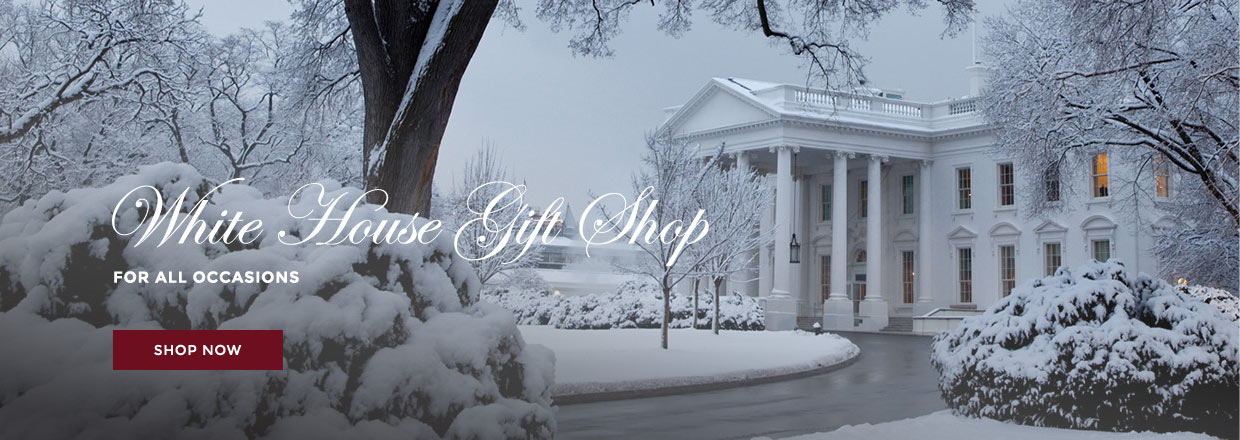 The White House Gift Shop Est 1946 By Permanent Order Of