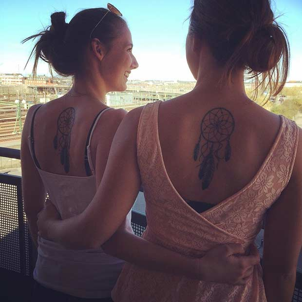 39 Tattoos for Sisters With Powerful Meanings - White Ink ...