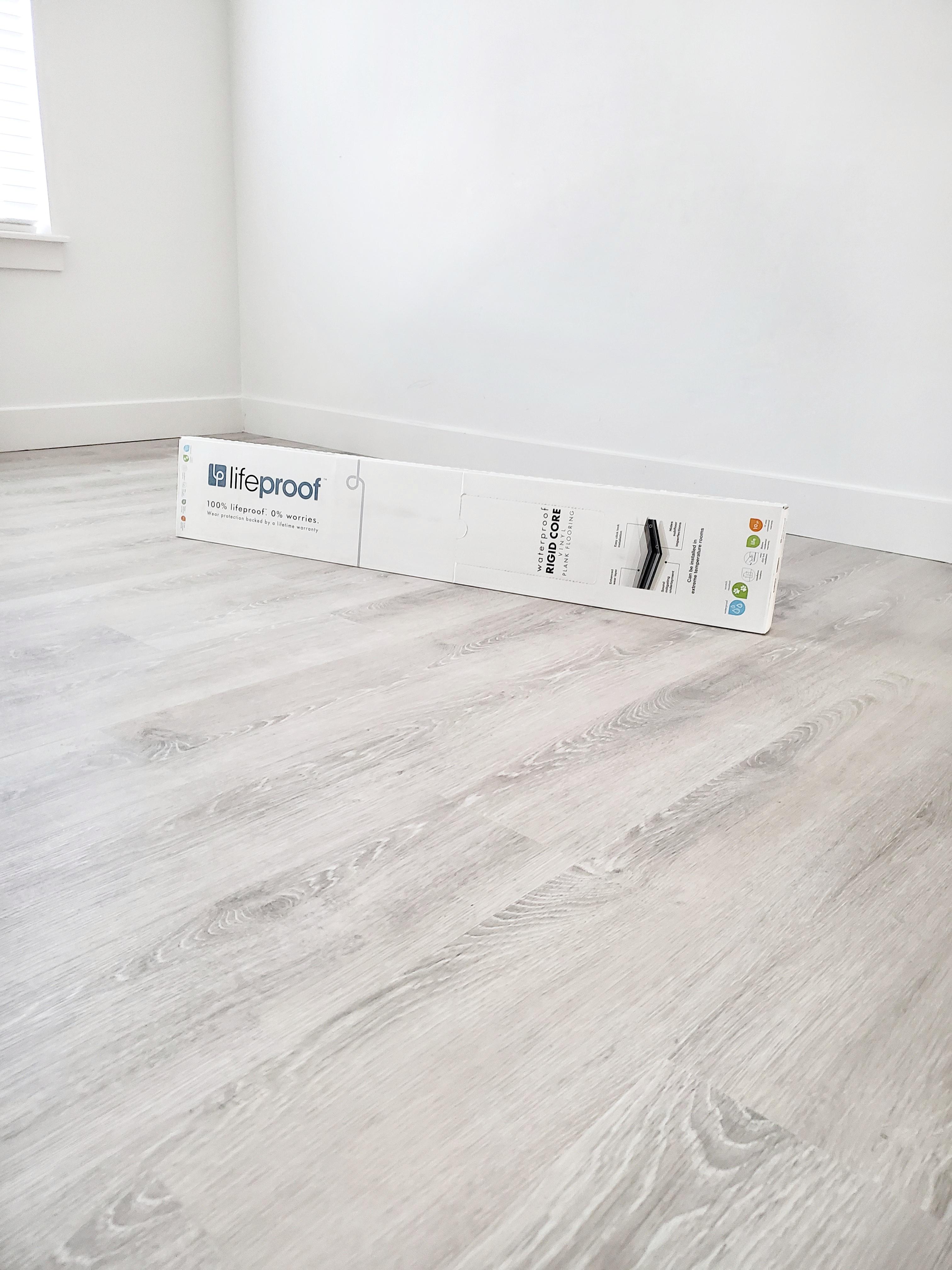 lifeproof luxury rigid vinyl plank