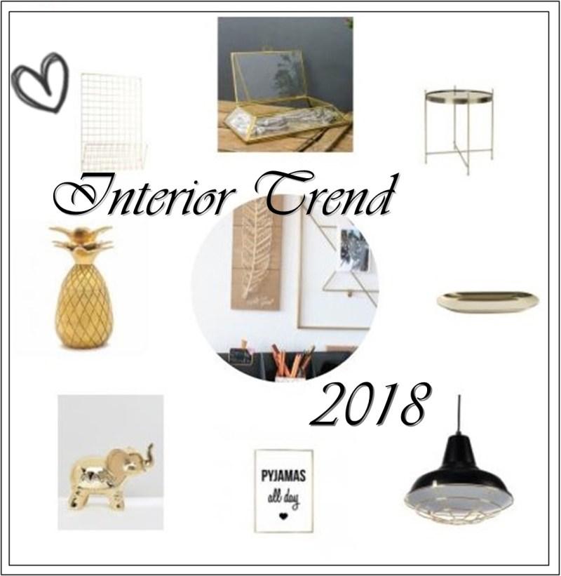 Jetzt geht's rund zu & Materialien aus der Natur I Interior Trends 2018