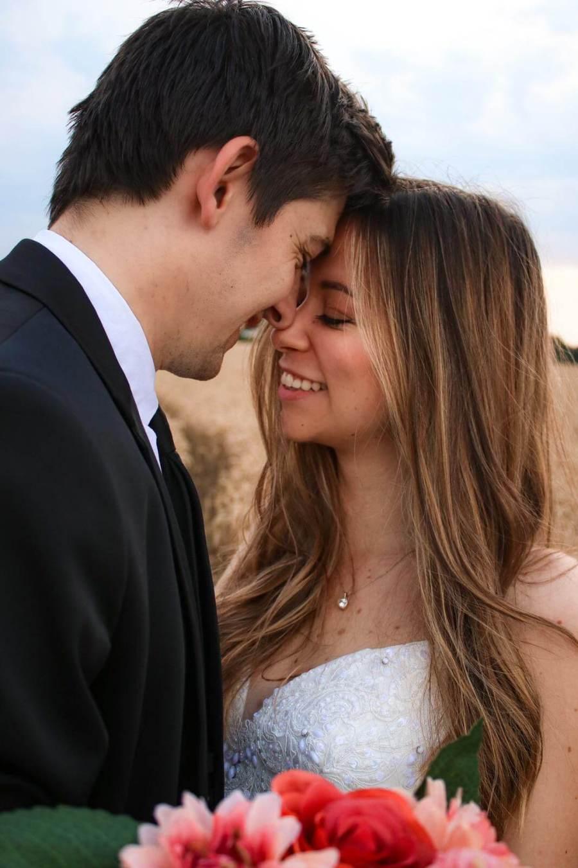 Liebesbrief für meinen Schatz - Die standesamtliche Hochzeit
