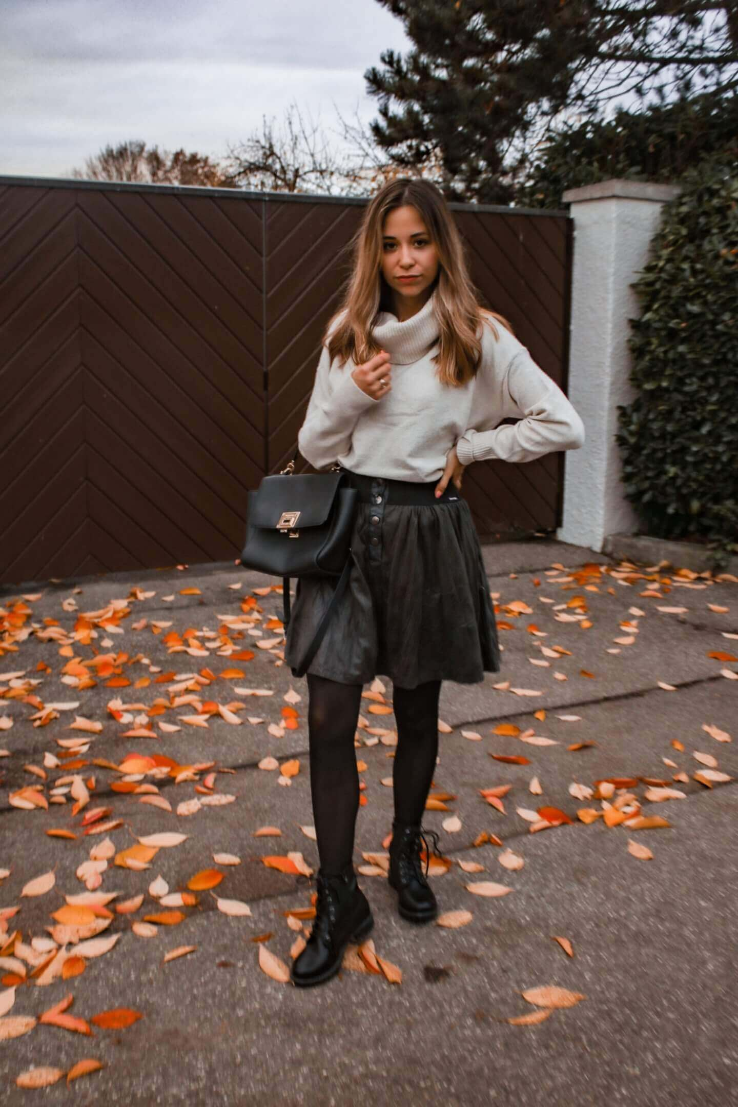 Herbst Date Night Outfit -Styleseven