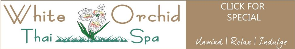 Thai Massage in Santa Clarita Valley | White Orchid Thai Spa | Make your reservation with us!