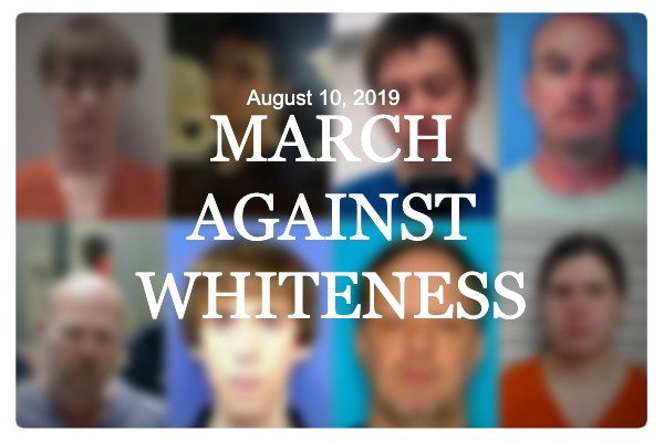 """Read more about the article """"Mass Shooters & the March Against Whiteness"""""""