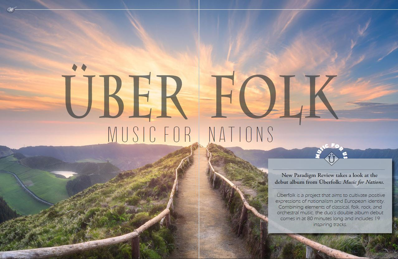 Read more about the article Review: Überfolk's Music For Nations