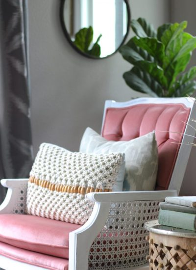How To – Easy Painted Chairs