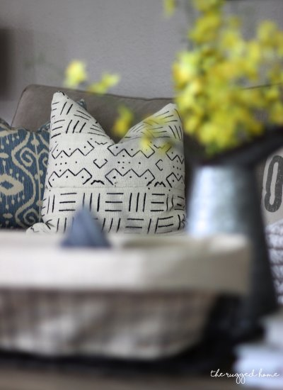 Mud Cloth Pillows – All The Heart Eyes