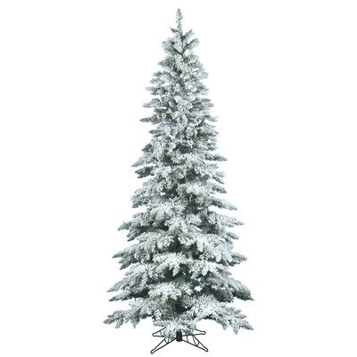 Where to buy the best flocked and pre-light Christmas Trees in Canada and The US
