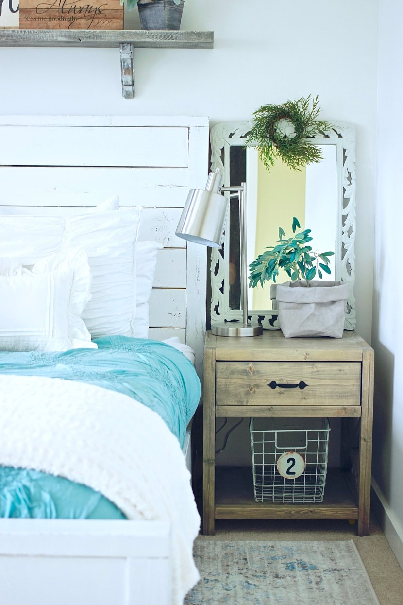 Easy Tips To Decorate For Spring www.whitepicketfarmhouse.com