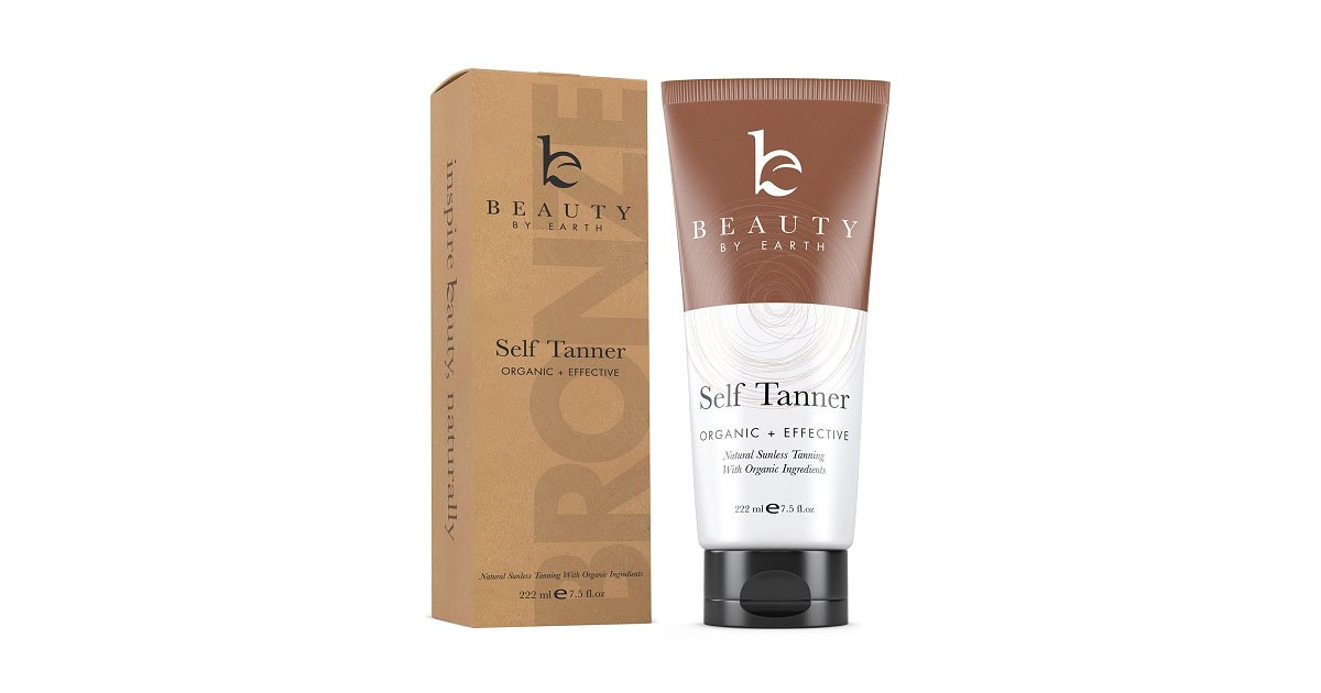 Favourite Chemical Free Products Self Tanner Beauty By Earth