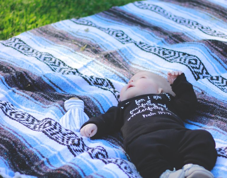 "The Best News Ever.. We found out the best news ever and we want to share it with you. Also, Modern Burlap has the cutest baby clothing. ""I am fearfully and wonderfully made"" Psalms 139 14 www.whitepicketfarmhouse.com"