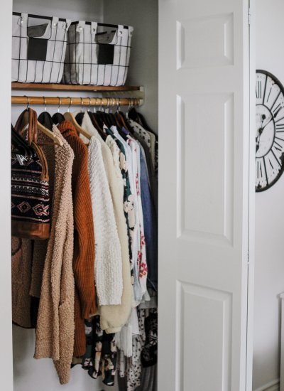 Being A Minimalist – I Marie Kondo'd My House
