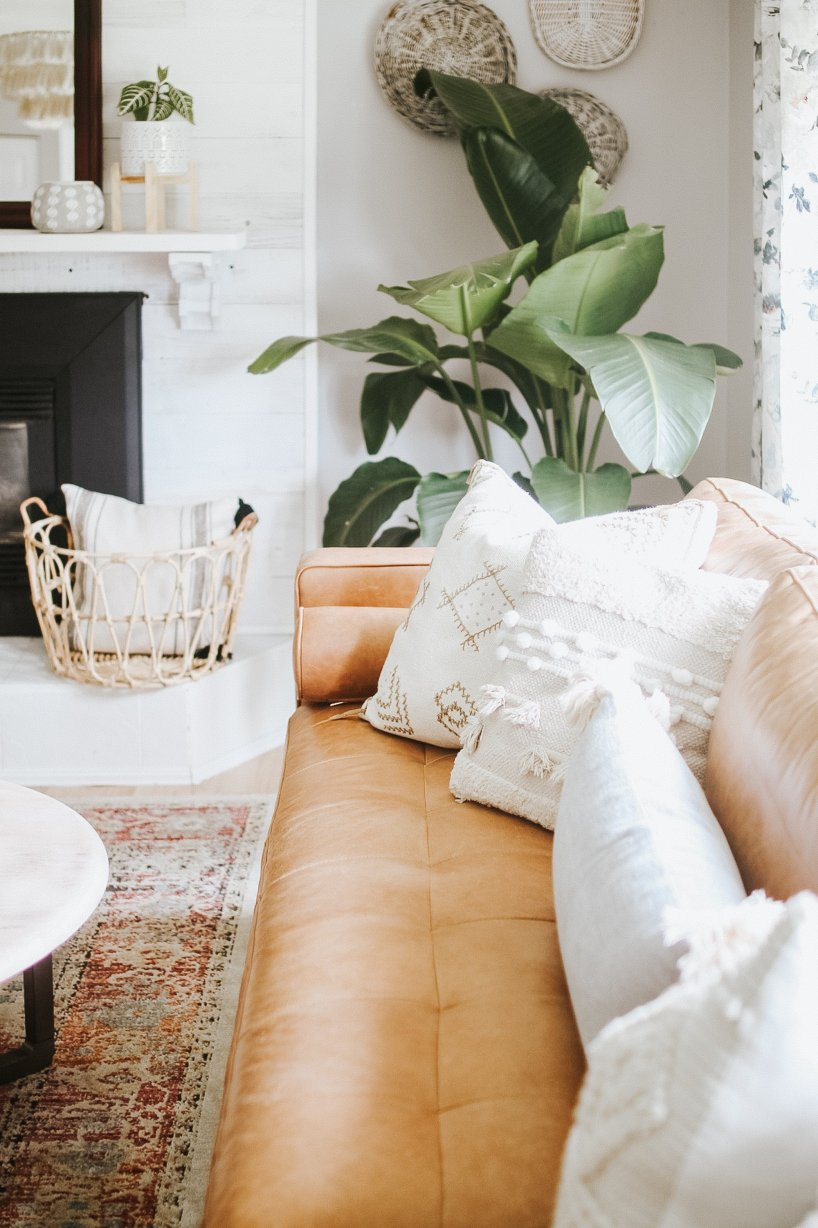 Change the furniture in your living room