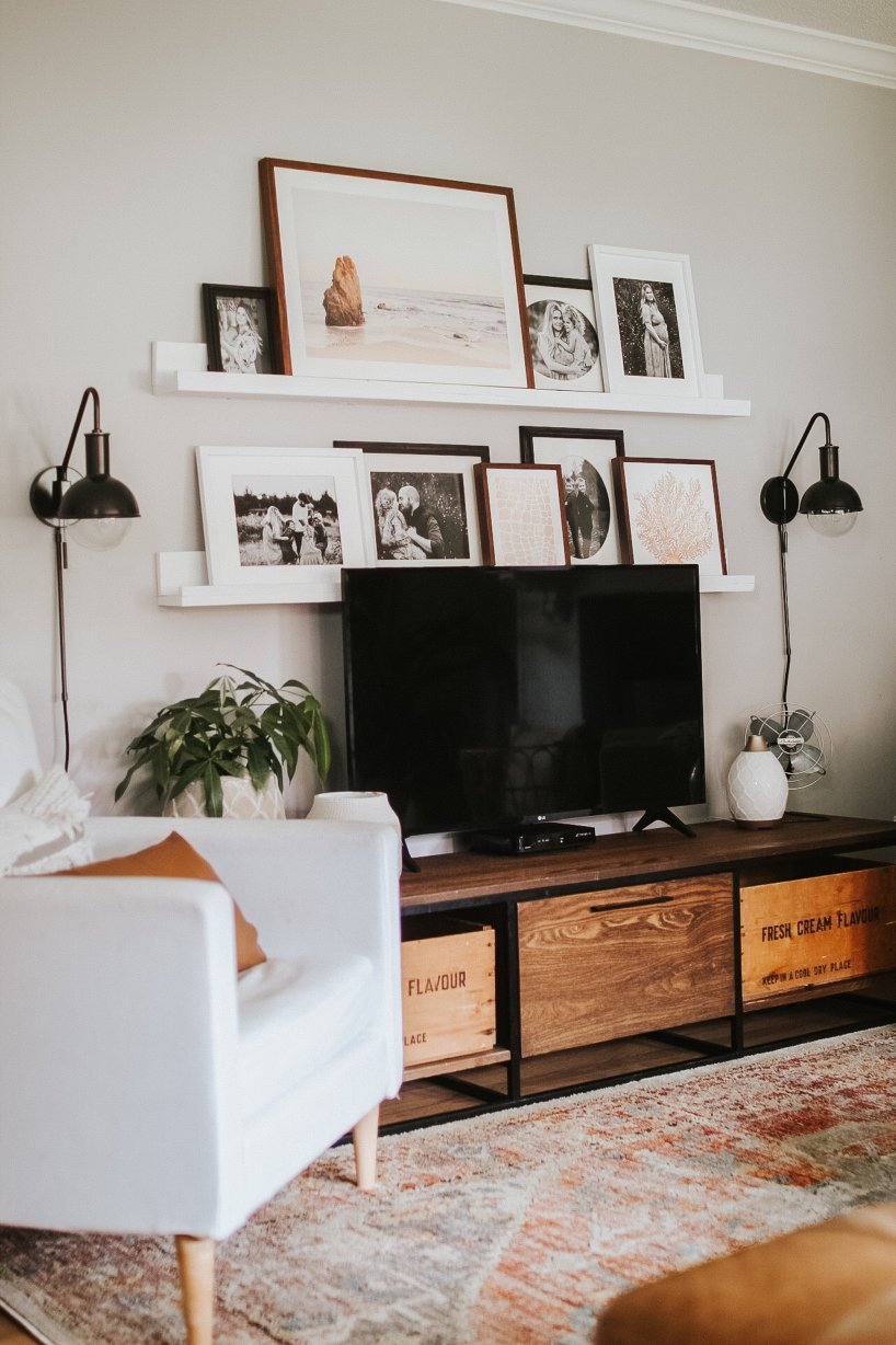 Ideas to change the decoration of the living room