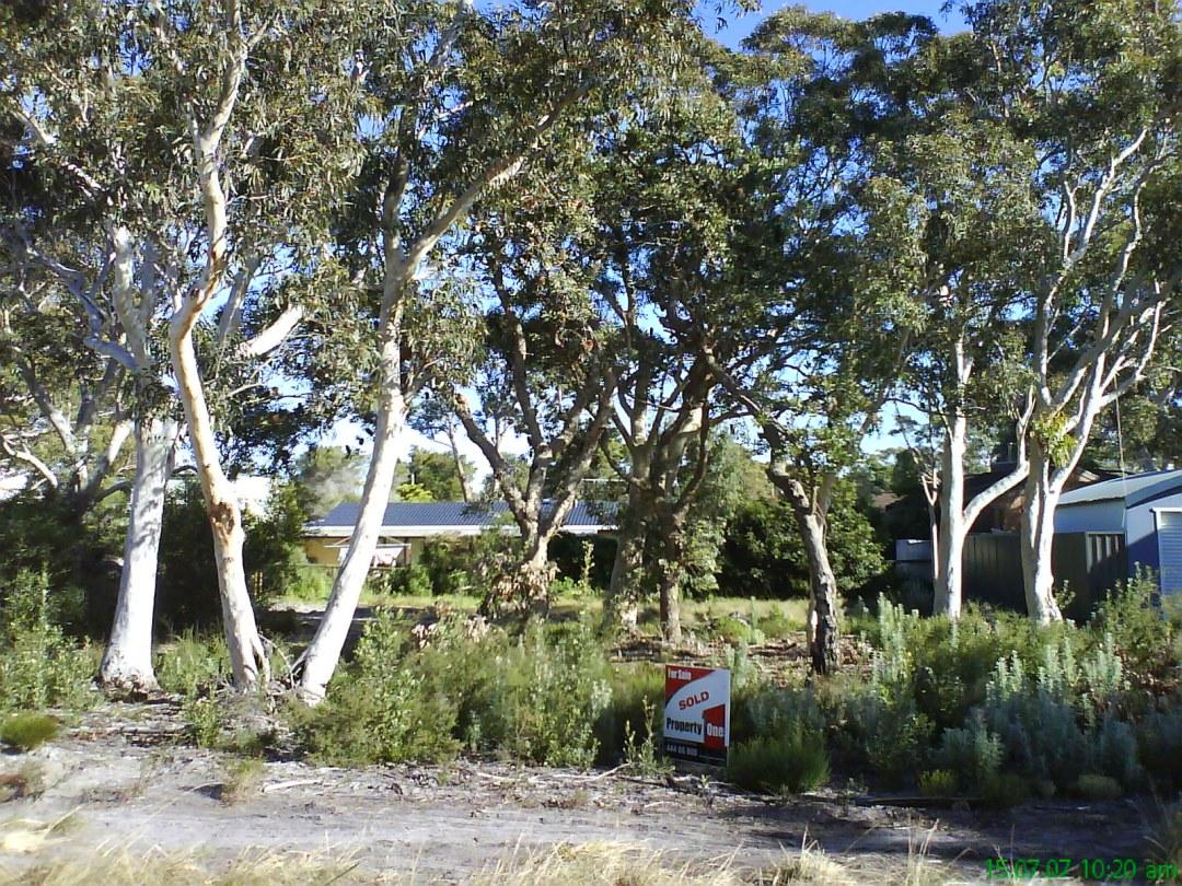 Callala Beach vacant land