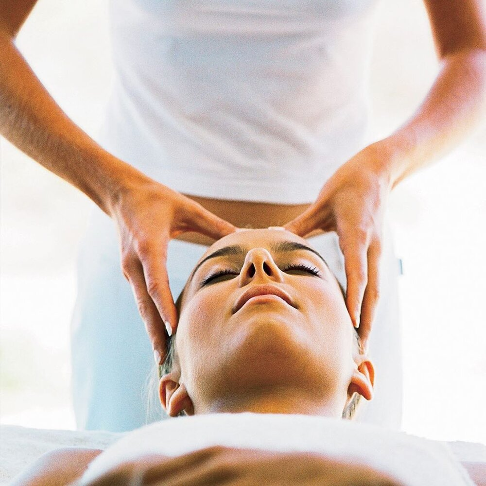 In-house day spa facial