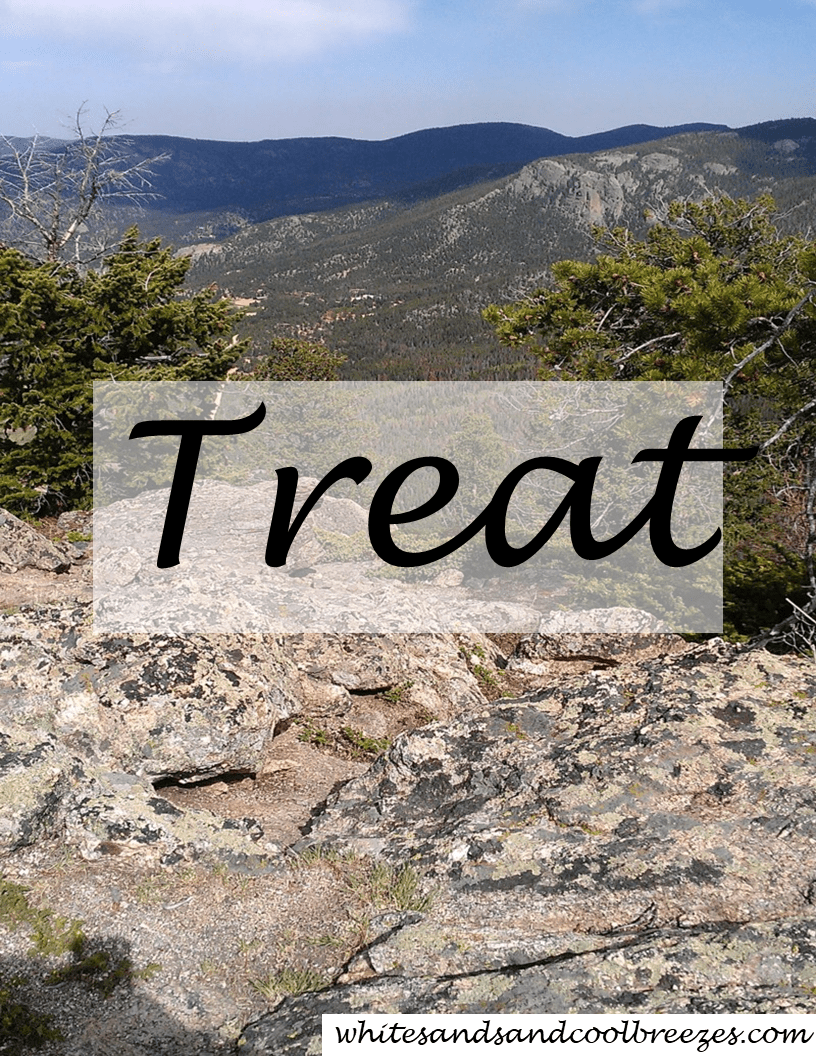 Treat – Thought for the Every Day