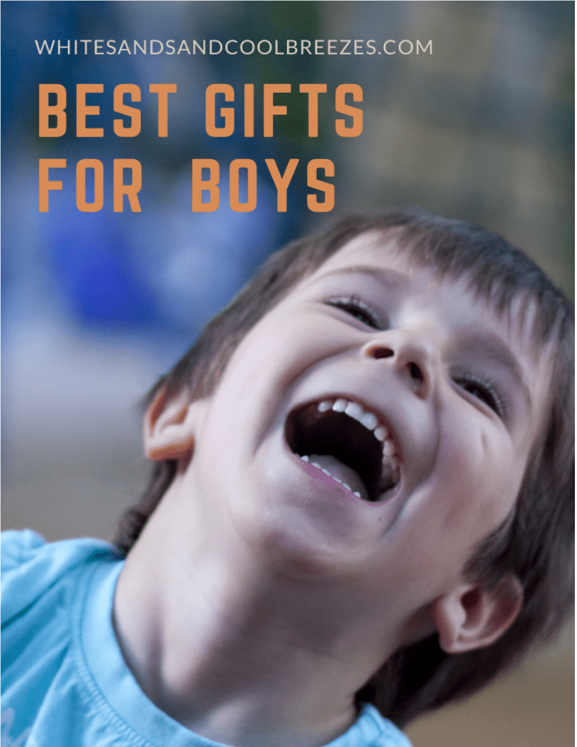 10 Best Gifts For 4-Year-Old Boys