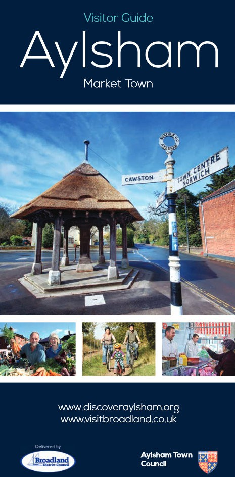 Aylsham Market Town Visitor Guide 2016